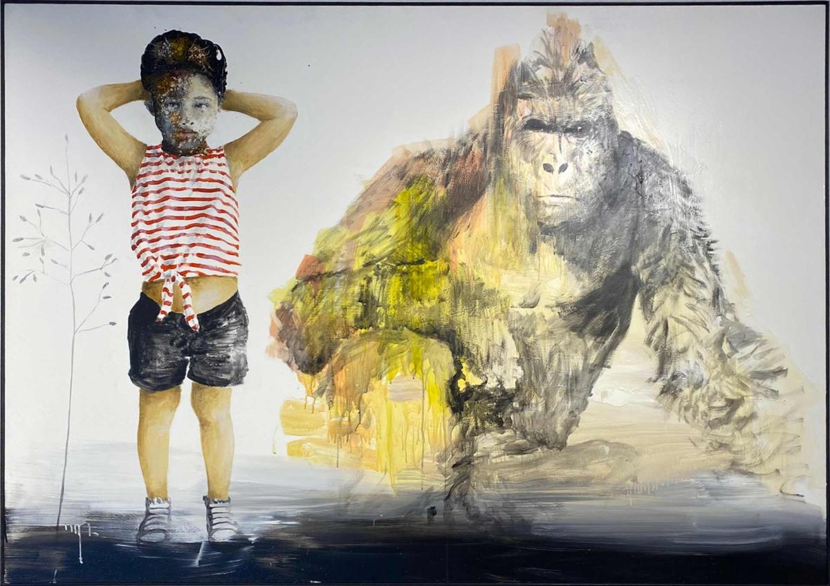 Attenti al gorilla!