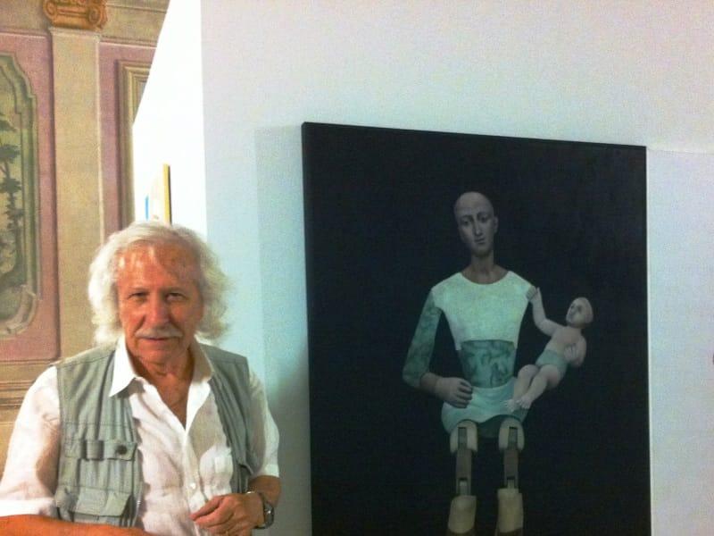 Angelo Titonel - Bottega Gollini