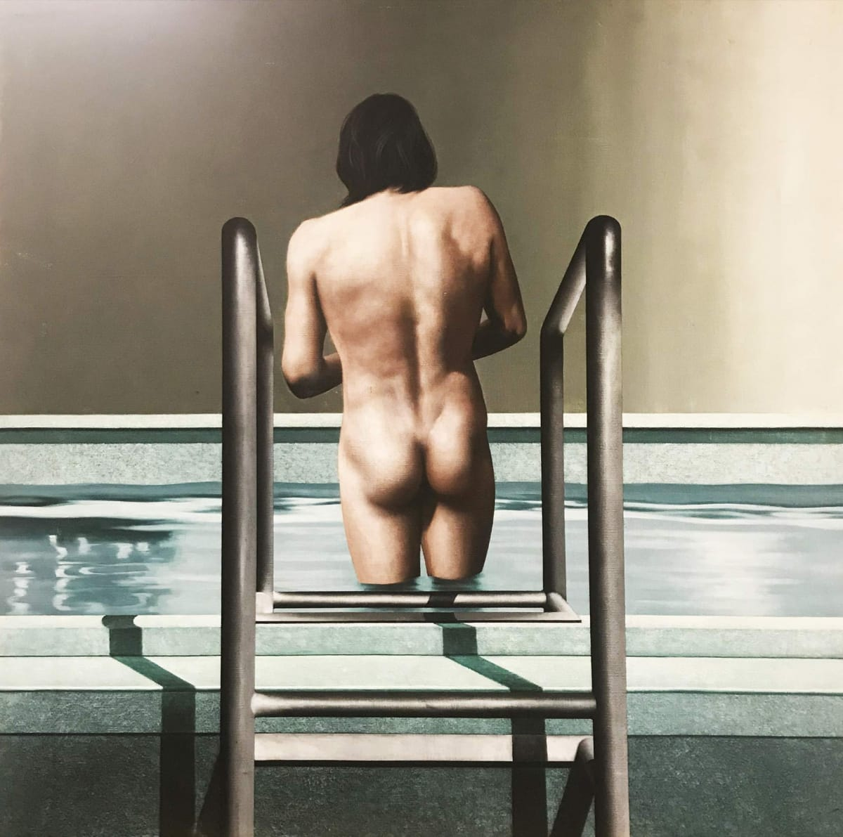 nudo al bagno