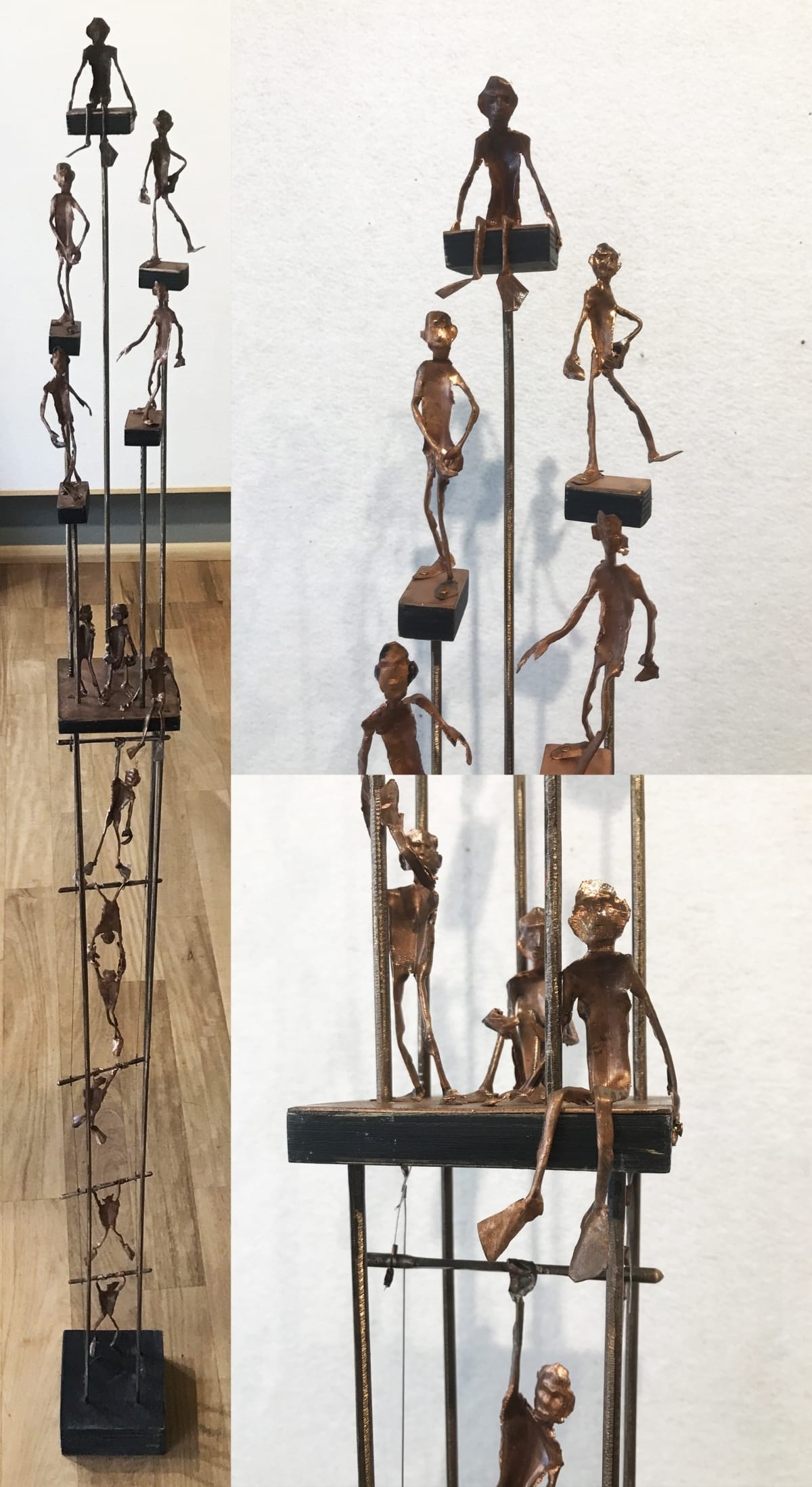 acrobati ebbri