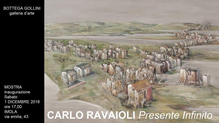 """Carlo Ravaioli """"Presente Infinito"""""""