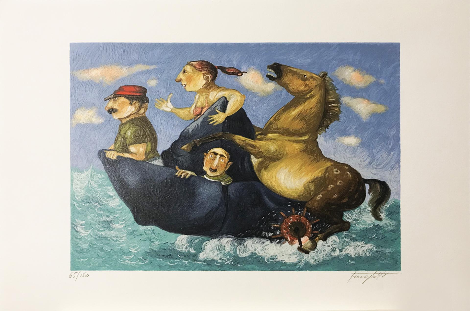 cavallo marino