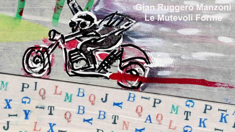 "Gian Ruggero Manzoni ""Le Mutevoli Forme"""