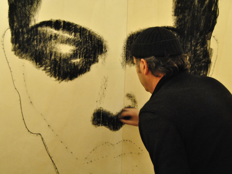 Omar Galliani - Bottega Gollini